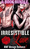 Irresistible Love: MMF Menage Romance (English Edition)