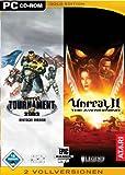 Unreal Gold Edition (Unreal Tournament 2003 + Unreal 2)