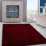 Teppiche Hochflor PRIME Shaggy für Wohnzimmer, Esszimmer. Gästezimmer mit 3 cm Florhöhe....
