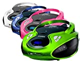 HYUNDAI CD Radio mit USB SD-Card Wiedergabe CD / MP3 Player e USB Tragbares Programmierbares Stereo...