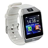 Touch Screen Smart Uhr Smart Watch mit Handy Funktionen Bluetooth Fitness Schlaf Monitor Audio Play...