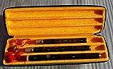 Qualität Carved Purple Bambus Flöte Xiao Chinesische Musikinstrument in G Schlüssel, 8Finger...