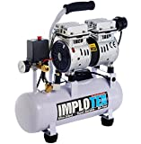 480W Silent Flüsterkompressor Druckluftkompressor nur 48dB leise ölfrei flüster Kompressor...