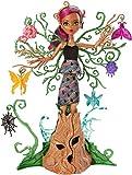 Mattel Monster High FCV59 - Garten-Monsterfreundin 'Treesa Thornwillow'