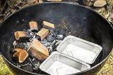 Axtschlag Räucherklötze, Wood Smoking Chunks, Buche – Beech, Holz, 1,5 kg