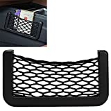 itimo New Car Storage Net Automotive Pocket Organizer Tasche für Handy Smartphone KFZ Halter Auto...