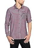 VAUDE Herren Albsteig Long Sleeve Shirt Hemd, Salsa, L