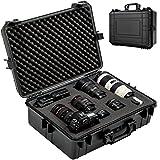 TecTake 402412 Kamerakoffer und Schutzhülle