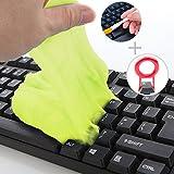 Tastatur Reiniger, DoriUp Tastatur und Maus Reinig+ Schlüsselabzieher Keycap Abzieher+ Statische...