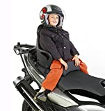 Motorrad Kindersitz Piaggio Beverly 350 ie Sport Touring Givi S650 schwarz