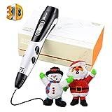3D Stift Set mit LCD Display, 3D Drucker Stift, 3D Druckstift mit 1.75 mm PLA Filament für Kinder,...
