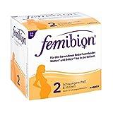 Femibion 2 Schwangerschaft und Stillzeit Tabletten und Kapseln, 96 Tage Packung