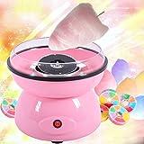 COSTWAY Zuckerwattemaschine Zuckerwattegerät für Zuhause Zuckerwatte Maschine 500W Farbwahl (Rosa)
