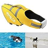 Petacc Schwimmmantel Reflektierende Dog Life Jacket Einstellbare Haustier Schwimmweste mit...