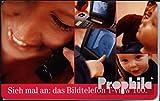 BRD (BR.Deutschland) P255 P 09/99 1999 Bildtelefon (Telefonkarten für Sammler)
