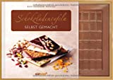 Schokoladentafeln selbst gemacht-Set: Buch mit Gießform