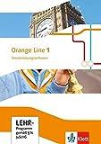 Orange Line 1. Vokabelübungssoftware Klasse 5. Ausgabe 2014