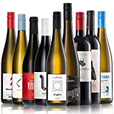 GEILE WEINE Weinpaket ALLSTARS (9 x 0,75l) | Trockener Weißwein und Rotwein im Probierpaket | Wein...