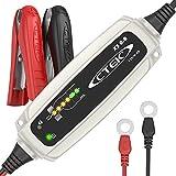CTEK XS 0.8 - Vollautomatisches Batterie-Ladeerhaltungsgerät (Zur Langezeit-Erhaltung von Batterien...