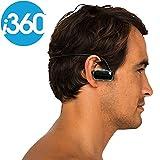 i360 Schwimmen MP3-Player Unterwasserwasserdicht bis 3 Meter - Wireless MP3 Player (4GB)