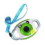 Tyhbelle Kamera für Kinder Kinderkamera 500 Millionen Pixel 1,45-Zoll-Farbbildschirm (Grün)