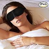 Schlafmaske 3D Für Damen Herren Kinder, Augenmaske Schlaf Für Reise & Zuhause, Schlafbrille Mit...