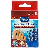 Figo Hühneraugenpflaster, 2er Pack (2 x 5 Stück)