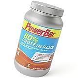 Casein Whey Protein-Pulver von Powerbar - Protein Plus 80% - Eiweißpulver ohne Farbstoffe und...
