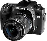 Samsung GX20 SLR-Digitalkamera (14,6 Megapixel, Live-View) KIT inkl. 18-55mm Objektiv