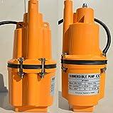 Tiefbrunnenpumpe 250W/230V / 0,33 PS / Tauchpumpe Membranpumpe / Rohrpumpe / Brunnenpumpe /...