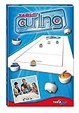 Noris Spiele 606171432 - Table Curling, Spielfeld, 120 X 40 cm
