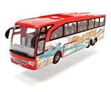 Dickie Toys 203745005 - Touring Bus, Reisebus