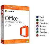 Microsoft Office Professional Plus 2016 - Vollversion - ESD - 32/64 Bit