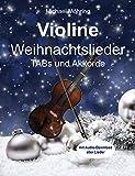 Violine Weihnachtslieder: TABs und Akkorde