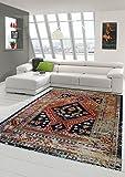 Moderner Teppich Designer Teppich Orientteppich Wohnzimmer Teppich mit Klassisch Orientalischen...