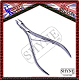 Cuticle Nail Nipper Professional für Fußpflege Pediküre Clipper Zange cuttercuticle Nail Nipper...
