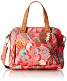 Oilily Damen S Handbag Henkeltasche, Pink (Pink Flamingo), 10 x 20 x 26 cm