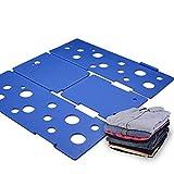 Kingwell Kleidung / T-Shirt-Ordner blau Kunststoff 3mm Stärke Hemd Faltplatte So schnell und...