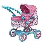 Zapf Kreation BABY Born Puppen Kinderwagen mit Tasche