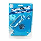 Silverline 868731 Schweißmagnet 100 mm