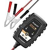 SUAOKI Batterie Ladegeräte 6V/12V, Universell Vollautomatisches Autobatterie Ladegerät für KFZ...