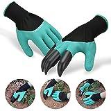 Browill Wasserdicht Gartenhandschuhe [1 Paar] langlebig stichsichere Safe Gartenarbeit Handschuhe...