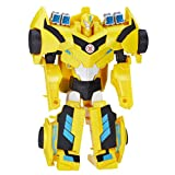 Hasbro Transformers C0641Es0 - Robots In Disguise Hyperchange Heroes 3-Step Bumblebee, Actionfigur