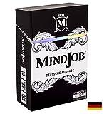 MINDJOB: Deutsche Ausgabe. Partyspiel für Erwachsene.