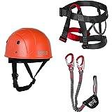 LACD Kit Via Ferrata E4 Klettersteig Starter Set