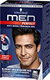 Schwarzkopf Men Perfect Anti-Grau-Tönungs-Gel, 90 Natur Schwarz, 3er Pack (3 x 80 ml)
