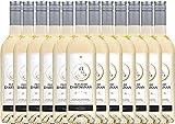12er Paket - Fleur de d'Artagnan Blanc 2016 - Plaimont | trockener Weißwein | französischer...
