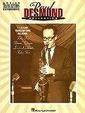 Desmond Paul The Collection Artists Transcriptions Saxophone -Album-: Songbook für Alt-Saxophon...