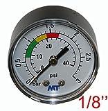 well2wellness® Pool Manometer / Wasser Druckmesser