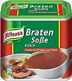 Knorr Braten Soße Extra Dose 2,5 Liter, 3er Pack (3 x 2,5 Liter)